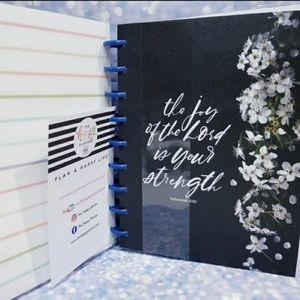 The Happy Planner Other - My Faith Guided Journal Happy Notes Happy Planner